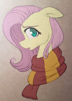 My Little Hogwarts: Brave at Heart by WaterFerret