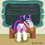 The Best Student - Commission by Gutovi-kun
