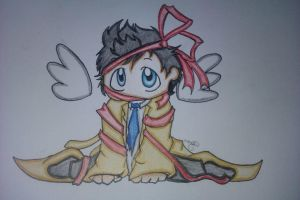castiel by Castielogically