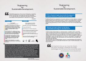 Engineering for Sustainable Development by FZN09