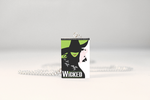 Wicked Miniature Book Necklace by Saint-Rise