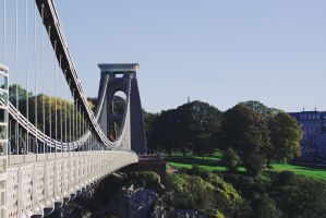 Clifton - Suspension Bridge by Kaz-D