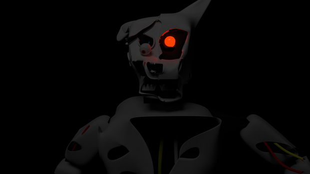 FNWW Nightmare Will evil has a face by OpponentYew2000