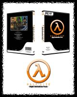Half Life Cover by archnophobia