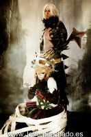 Haseo and Atoli by Zihark-cosplay