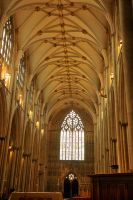 York Minster interior 3 by wildplaces