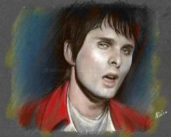 Matthew James Bellamy by Cataclysm-X