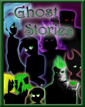Ghost Stories: Cover by DisneyPhantomlover