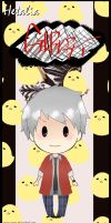 Bookmark APH Prussia by Owyn-Sama