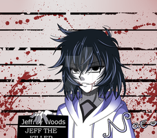 CP CRIMINAL #1 - Jeff The Killer by Aoidashi