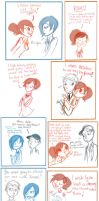 P3: Shadow Self doodle comic by Alias-Hugo