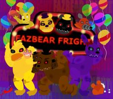 FazbearFright by BluePosey