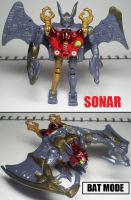 Beast Wars figures: Sonar. by Lugnut1995