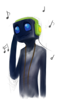 Music is my love by WheatPodlaska