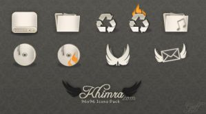 "Khimra Icons ""Conversion"" by smarties-gfx"