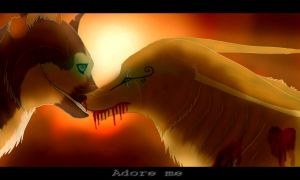 .: Adore me :. by Kasamm