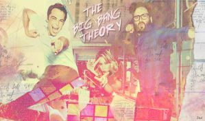 The Big Bang Theory Wallpaper by go4music