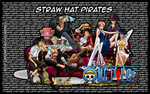 Straw Hat Pirates - OP by TomOstry