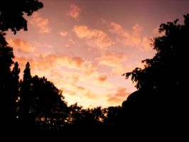 Sunset Over Berlin 53 by ErinM2000