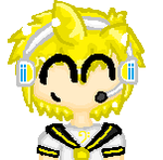 Mini animation: Len faces by Power-Pie