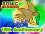 Animation :: Sonic 15 Years by yuski
