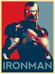 ironman poster by wanya16