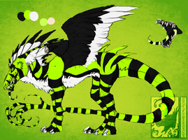 Stitch Ref: 2013 by Stitchy-Face