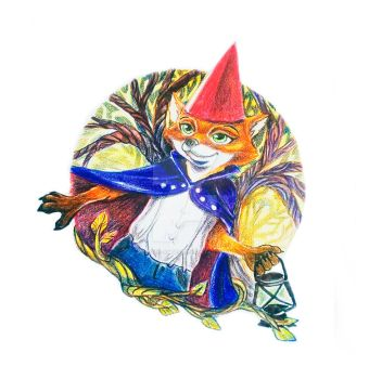 Nick Wilde by dadre-amber