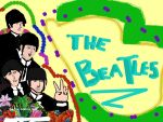 Young yellow sub. beatles by The-beatles-rock