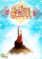hazrat abbas by Syed-Hasan-Jaan