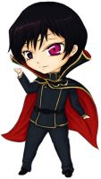 Lelouch Lamperouge by copie-cat