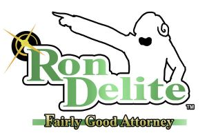Ron Delite Logo by graceia