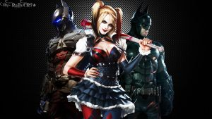 Batman Arkham Knight HD Wallpaper-3 by RajivCR7