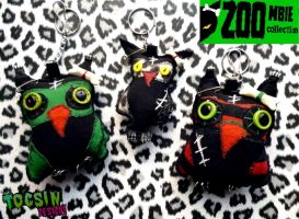 ZOOmbie OWL by TocsinDesigns