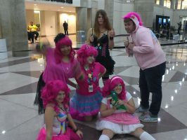 NYCC 2012: So Much Pinkie by DestinyDecade