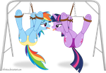 Just Hanging by Infinitoa