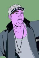 Eminem by XDmoney