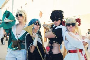 Magi: The Labyrinth of SWAG [Ficzone 2014] by Pepa-sama