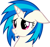 Vinyl Scratch: no more wubs ? by KennyKlent