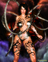 Witchblade by Agr1on