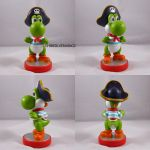 Pirate Yoshi Pirate Land Mario Party 2 by ChibiSilverWings