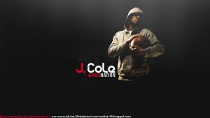 J. Cole Wallpaper 4 by hat-94