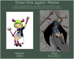 Draw this again meme 4 by elFacu