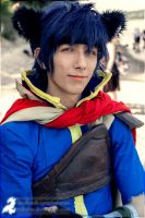 Ike - Fire Emblem - Cosplay #0 by Echolox