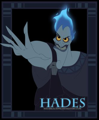 Hades disney by pitchblack1994