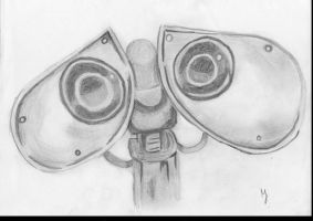 WallE by DeLeilasenpei