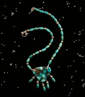 Turquoise Constellation by starglo21