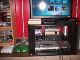 Console Collection by Shadowlord90