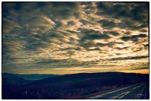 Lost Highway by JimP4nsen