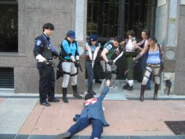 Re coslayers by Chris--Redfield